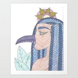 La Toucana  Art Print