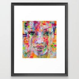 Alma Framed Art Print