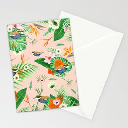 Jewel of The Forest - Pink Stationery Cards