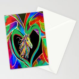 I HEART my HORSE! Stationery Cards