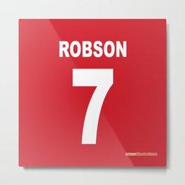 Set of Seven: Robson 7 Metal Print