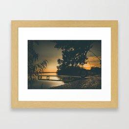 My own summer Framed Art Print