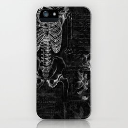 Anatomy Collage  iPhone Case
