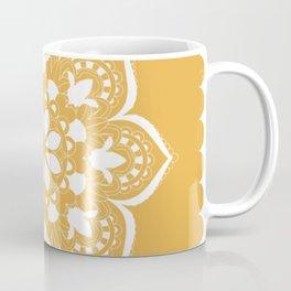 MANTALA YELLOW Coffee Mug