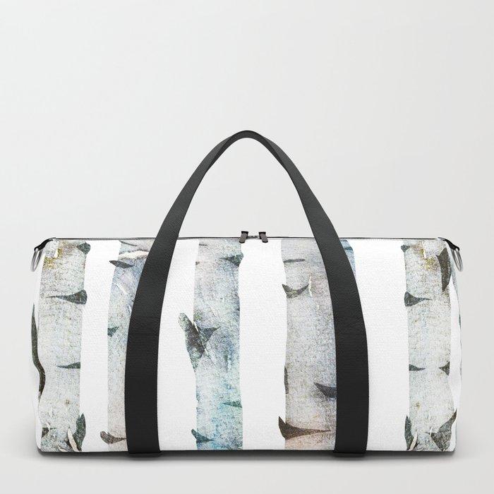 Birch Tree Duffle Bag