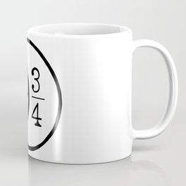 Platform 9 3/4 Nine And Three Quarters Coffee Mug
