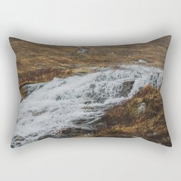 Glen Etive, Scotland Rectangular Pillow