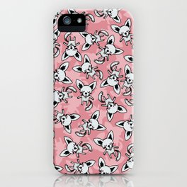 Litter Of Puppies iPhone Case
