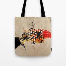 carp_koi_ink Tote Bag