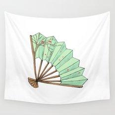 Fan Wall Tapestry