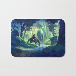 Link - Breath of The Wild Bath Mat