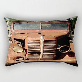 One Eyed Bedford Truck Rectangular Pillow