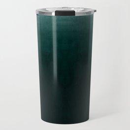Ombre Emerald Travel Mug