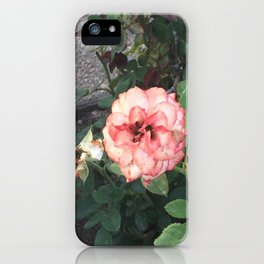 Pink Flower #2 iPhone Case