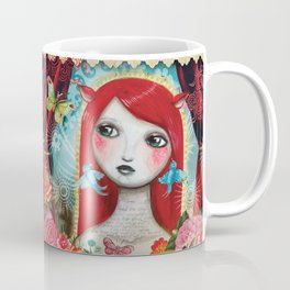 Alice's on Stage by CJ Metzger Coffee Mug