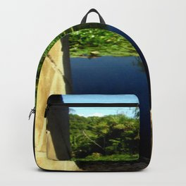 Framing a Pond Backpack