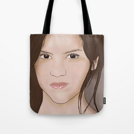 Victoria Moroles Tote Bag