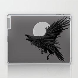 Crow & Moon Laptop & iPad Skin