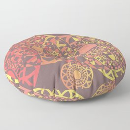 Nikita the Rakshasi Floor Pillow