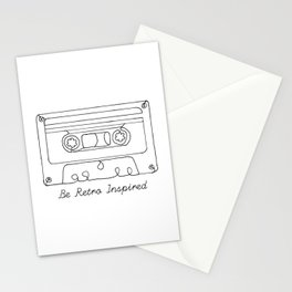 be retro inspired Stationery Cards