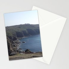 Along The Cliff Edge! Stationery Cards