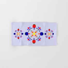 Table Tennis Design Hand & Bath Towel