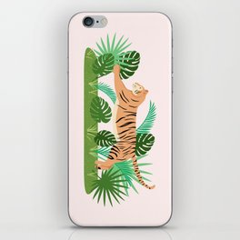 Jungle Cat iPhone Skin