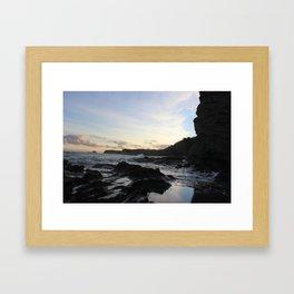Inverloch Bliss Framed Art Print