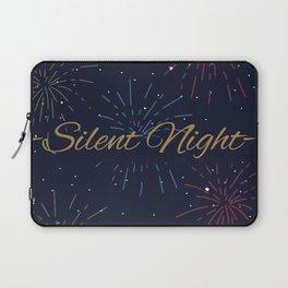 Silent Night Laptop Sleeve