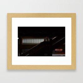 """""""Absence"""" Framed Art Print"""