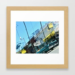 Carnaval 1 Framed Art Print