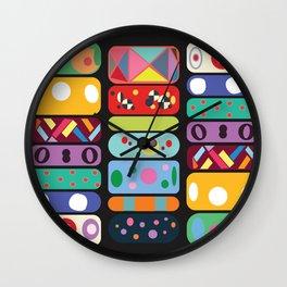Bbbbbangle Wall Clock