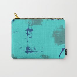Azulena Pattern Carry-All Pouch