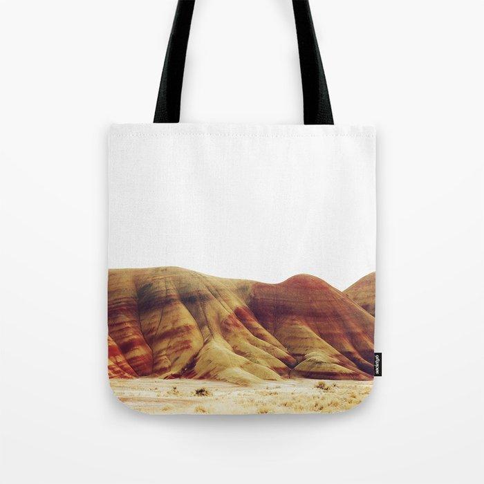 Oregon Painted Hills Tote Bag