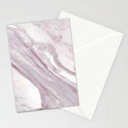 Swirl Marble Stationery Cards