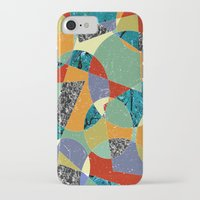 the 100 iPhone & iPod Cases featuring Abstract #100 by Ron Trickett