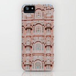 Hawa Mahal / India iPhone Case