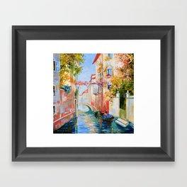 Venice # 2 Framed Art Print