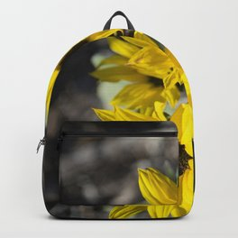 Bosque Sunflowers Backpack