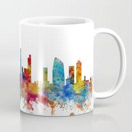 Milan Italy Skyline Coffee Mug