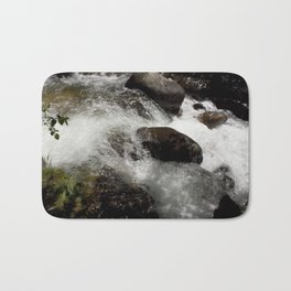A Place to Contemplate, on Fall Creek Bath Mat