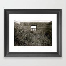 Tumbleweed Framed Art Print