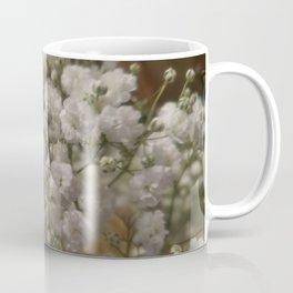 Baby's Breath Flowers (2) Coffee Mug