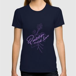 Queer Violets T-shirt