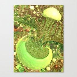 Agaricalia Canvas Print