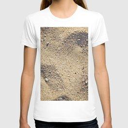 Texture #5 Sand T-shirt