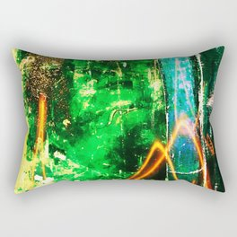 Green Electricity. Rectangular Pillow