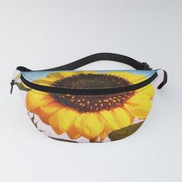 Summer Sunflowers Fanny Pack