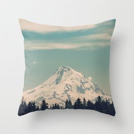 1983 - Nature Photography Throw Pillow