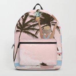Beach Spring Break Backpack